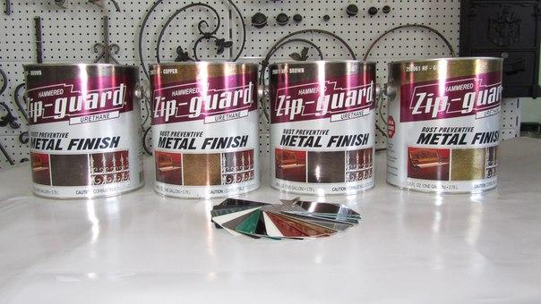 Zip-Guard краска по металлу
