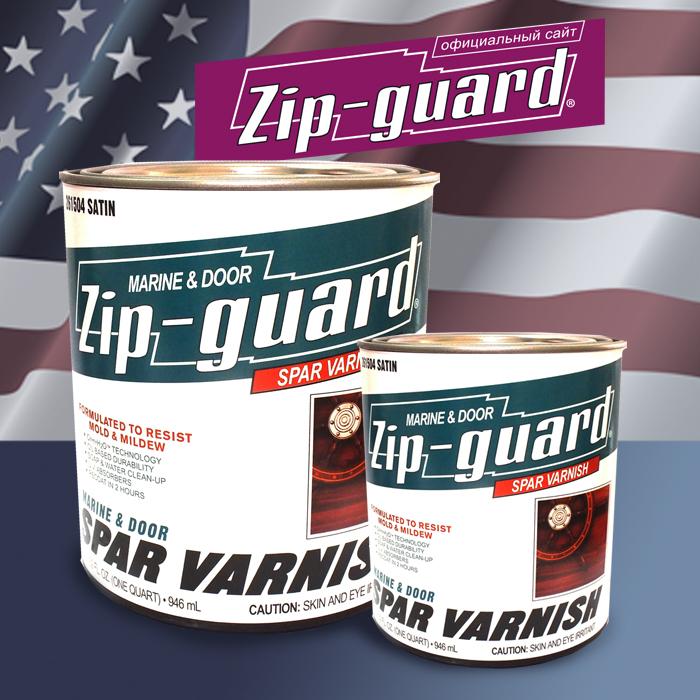Zip-Guard WATER-BASED URETHANE WOOD FINISH