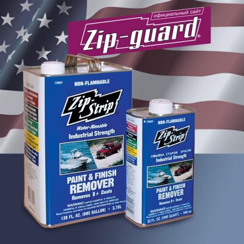 Zip-Strip ® Premium Paint and Finish Remover- Индустриальная Смывка Для Лака И Краски